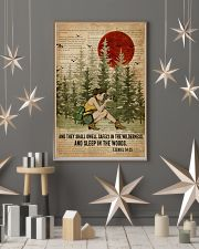 Bible Sleep In The Woods Photography 11x17 Poster lifestyle-holiday-poster-1