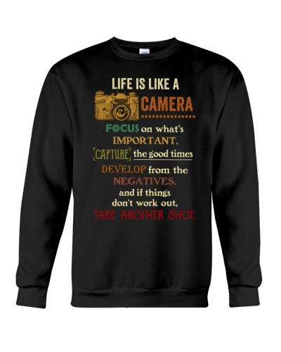 Life Is A Camera - On Sale