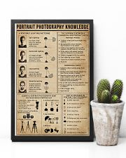 Portrait Photography Knowledge 11x17 Poster lifestyle-poster-8