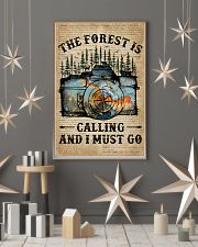 Dictionary The Forest Is Calling Camera 11x17 Poster lifestyle-holiday-poster-1