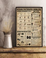 Wedding Photography Knowledge 11x17 Poster lifestyle-poster-3