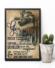 Life Is A Camera 11x17 Poster lifestyle-poster-8