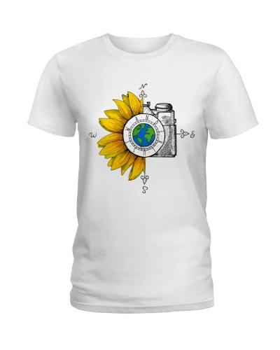 Wanderlust Sunflower Camera