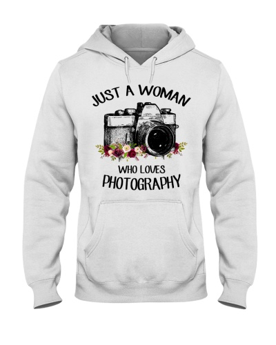 Just A Woman Loves Camera