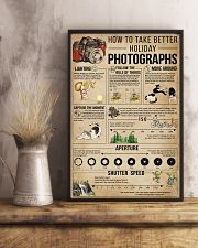 How To Take Better Holiday Photographs 11x17 Poster lifestyle-poster-3