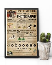 How To Take Better Holiday Photographs 11x17 Poster lifestyle-poster-8