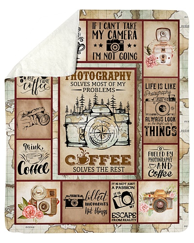 Photography And Coffee Solve My Problems