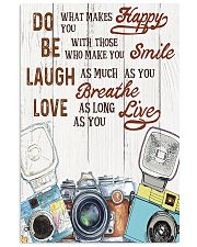 Photography Do What Make You Happy 11x17 Poster front