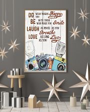 Photography Do What Make You Happy 11x17 Poster lifestyle-holiday-poster-1