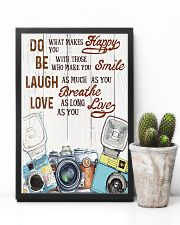 Photography Do What Make You Happy 11x17 Poster lifestyle-poster-8