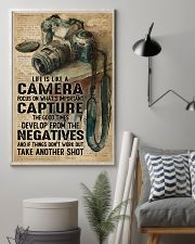 Life Is Like Camera Dictionary 16x24 Poster lifestyle-poster-1