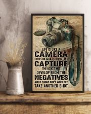 Life Is Like Camera Dictionary 16x24 Poster lifestyle-poster-3