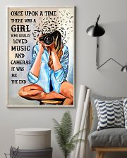 Once Upon A Time Loved Music And Photography 16x24 Poster lifestyle-poster-1