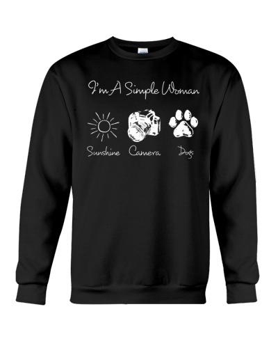 Sunshine Camera And Dog - On sale