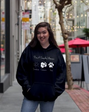 Sunshine Camera And Dog - On sale Hooded Sweatshirt lifestyle-unisex-hoodie-front-2
