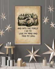 Into The Forest I Go To Lose My Mind Camera 11x17 Poster lifestyle-holiday-poster-1