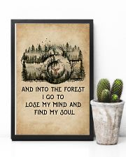 Into The Forest I Go To Lose My Mind Camera 11x17 Poster lifestyle-poster-8