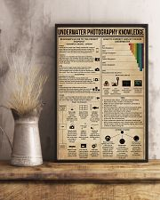 Underwater Photography Knowledge 16x24 Poster lifestyle-poster-3