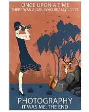 Vintage Girl Once Upon A Time Photography 11x17 Poster front