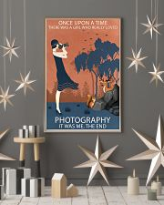Vintage Girl Once Upon A Time Photography 11x17 Poster lifestyle-holiday-poster-1