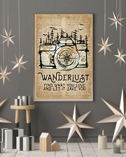 Wanderlust Camera Forest 11x17 Poster lifestyle-holiday-poster-1