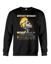 August Woman Crewneck Sweatshirt thumbnail