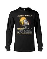 August Woman Long Sleeve Tee thumbnail