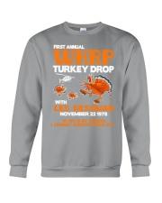 WKRP Funny Crewneck Sweatshirt thumbnail