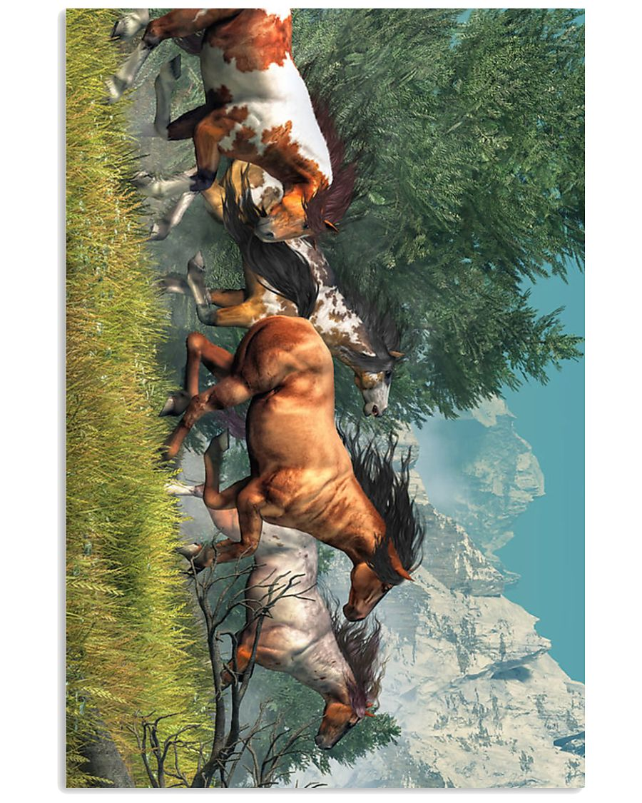 Horse lovers 16x24 Poster