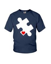 Autism Awareness Youth T-Shirt thumbnail