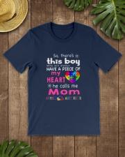 Autism Awareness Classic T-Shirt lifestyle-mens-crewneck-front-18