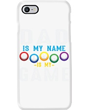 FUNNY DAD IS MY NAME BINGO IS MY GAME Phone Case thumbnail