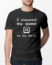 Funny Game  Classic T-Shirt lifestyle-mens-crewneck-front-13