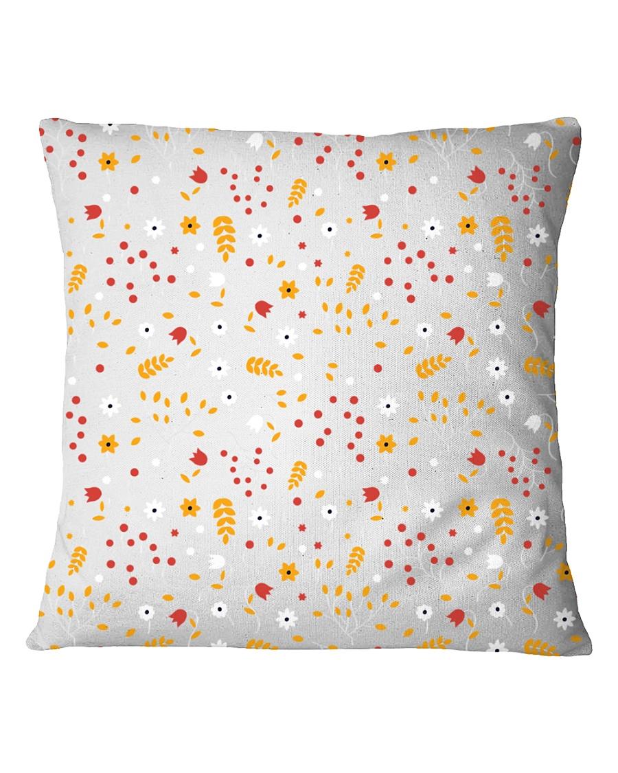 Ornament Square pillow Square Pillowcase