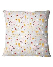 Ornament Square pillow Square Pillowcase front