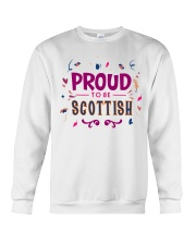 Proud to be Scottish limited edition Crewneck Sweatshirt thumbnail