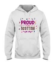 Proud to be Scottish limited edition Hooded Sweatshirt thumbnail