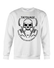 t shirt de fan de tatouage Crewneck Sweatshirt thumbnail