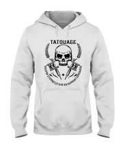 t shirt de fan de tatouage Hooded Sweatshirt thumbnail