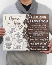 CUSTOM NAME TO YOUR GIRLFRIEND- FIND YOU SOONER 14x11 Gallery Wrapped Canvas Prints aos-canvas-pgw-14x11-lifestyle-front-30