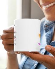 MOM TO DAUGHTER GIFT DANCE IN THE RAIN- ENJOY RIDE Mug ceramic-mug-lifestyle-63