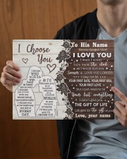 CUSTOM NAME TO YOUR BOYFRIEND- FIND YOU SOONER 14x11 Gallery Wrapped Canvas Prints aos-canvas-pgw-14x11-lifestyle-front-23