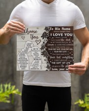 CUSTOM NAME TO YOUR BOYFRIEND- FIND YOU SOONER 14x11 Gallery Wrapped Canvas Prints aos-canvas-pgw-14x11-lifestyle-front-33