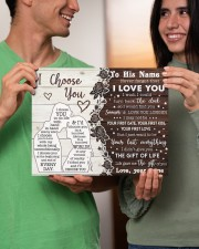 CUSTOM NAME TO YOUR BOYFRIEND- FIND YOU SOONER 14x11 Gallery Wrapped Canvas Prints aos-canvas-pgw-14x11-lifestyle-front-39