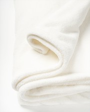 "GIRLFRIEND GIFT- DEEP IN MY HEART YOU'RE THE ONE Fleece Blanket - 50"" x 60"" aos-coral-fleece-blanket-close-up-1"
