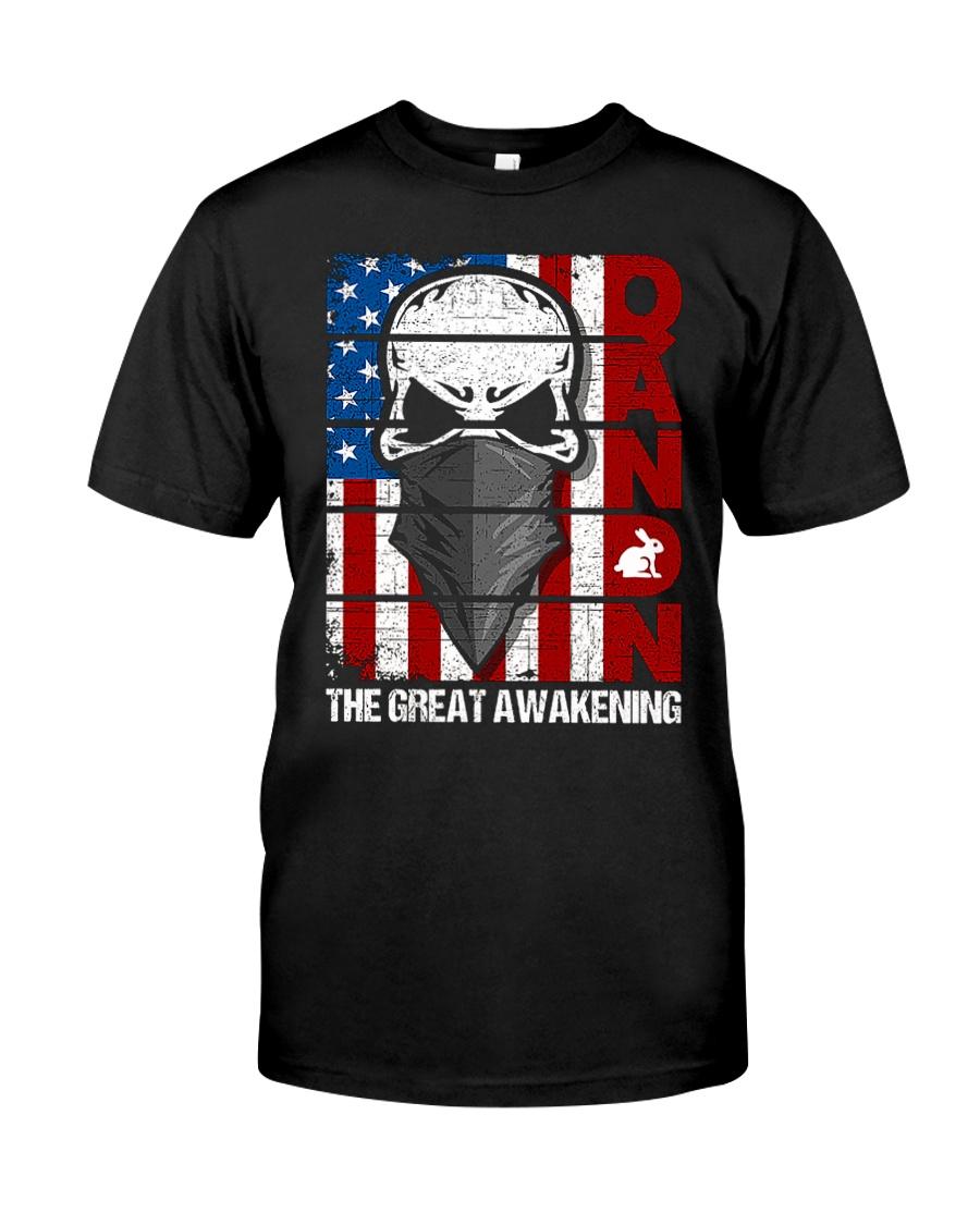 QANON THE GREAT AWAKENNG Classic T-Shirt