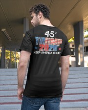 Trump for President 2020 Keep America Great Classic T-Shirt apparel-classic-tshirt-lifestyle-back-48