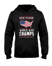 Back to Back World War Champs Hooded Sweatshirt thumbnail