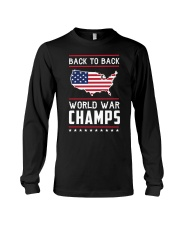 Back to Back World War Champs Long Sleeve Tee thumbnail