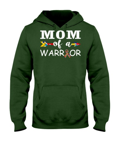 Mom Of A Warrior Autism Awareness